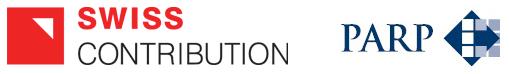 SWISS CONTRIBUTION & PARP logo