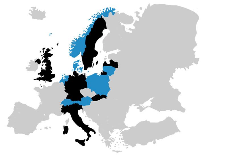 Der europäische Markt